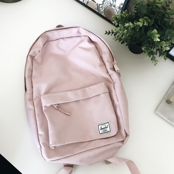 Herschel Supply Company Handbags - Light pink Herschel Backpack 60051ca79b92f